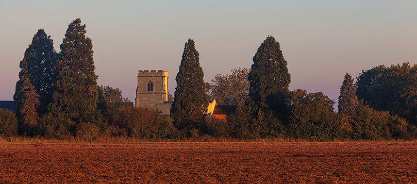 Holy Cross Church - Slapton
