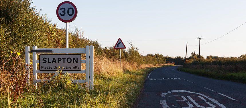 Banner Slapton