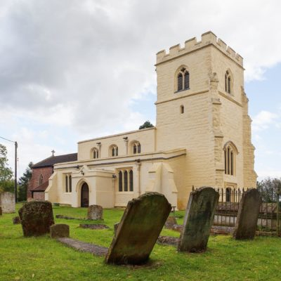 Picture of Holy Cross Church in Slapton