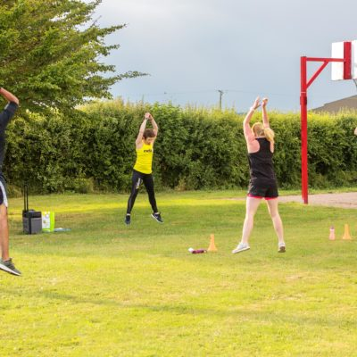 Picture of Meta Fit session at Slapton Recreational Ground