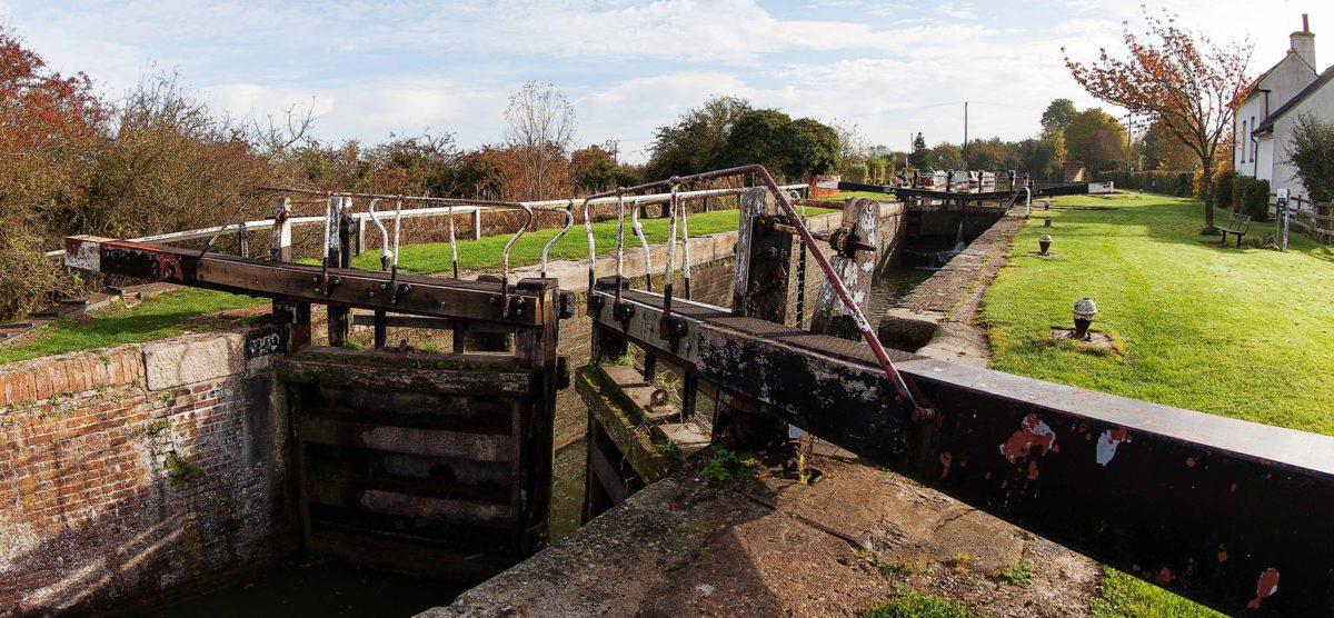 Picture of Slapton Lock Gates