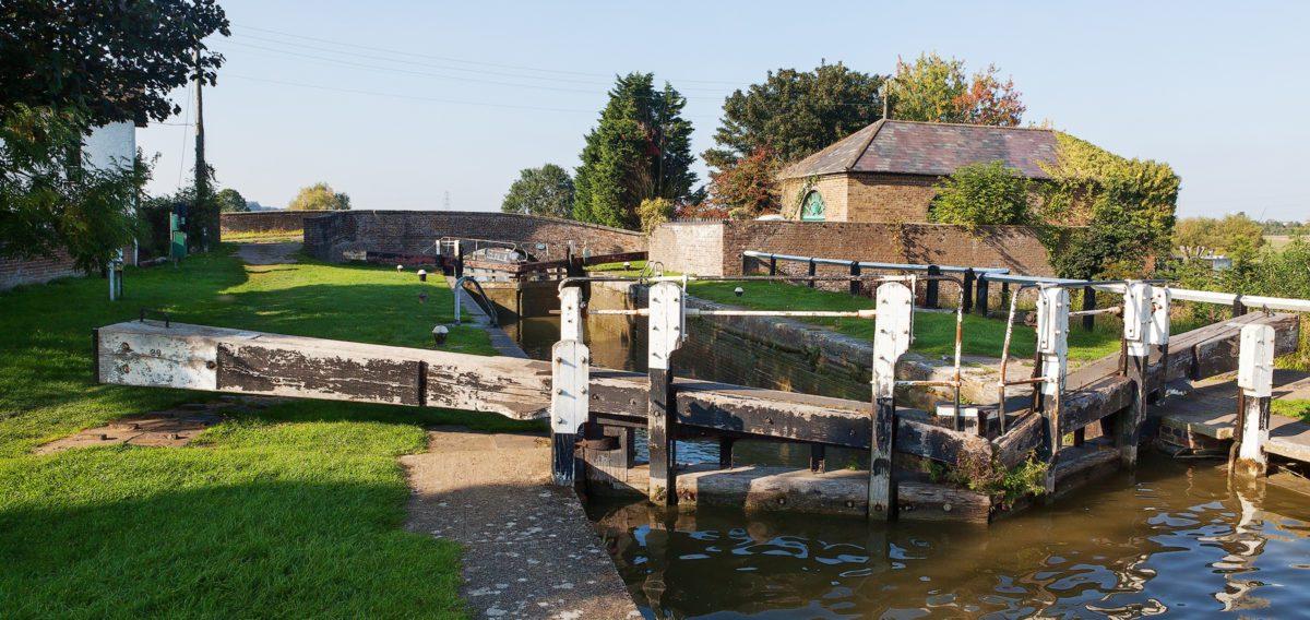 Church Lock in Grove