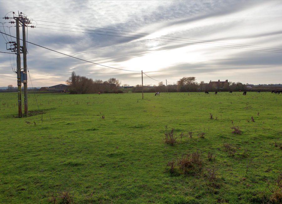 Looking towards Hill Farm
